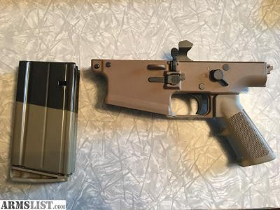 For Sale: Scar 17 lower