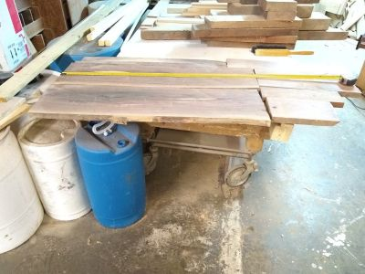 1 1/4 walnut craft lumber