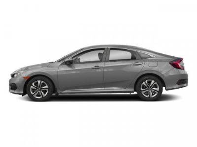 2018 Honda CIVIC SEDAN LX (Lunar Silver Metallic)