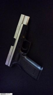 For Trade: Springfield Armory XD Tactical 45acp