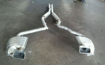Purchase 2014 Dodge Challenger Scat Pack Factory Exhaust System motorcycle in Milford, Pennsylvania, United States, for US $300.00