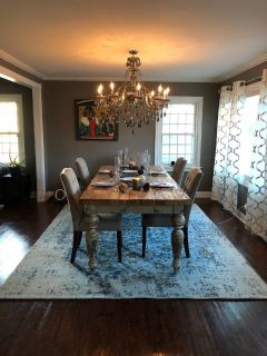 Guildmaster Reclaimed Wood Dining Table