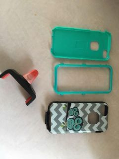 iPhone 5s/LE Case and Car Vent Holder