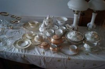 Estate Sale with Antiques & Hospital Equip