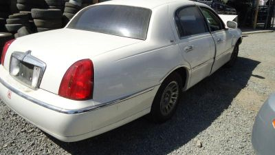 Purchase 1998 Lincoln Town Car For Parts Only,Engine,Transmission,Door,Ecu. motorcycle in San Diego, California, US, for US $1.00