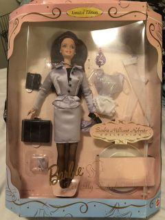 Perfectly Suited Barbie