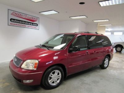 2004 Ford Freestar Wagon 4dr SEL