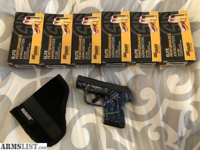 For Sale: Brand new LCP2 Blue with 300 rounds