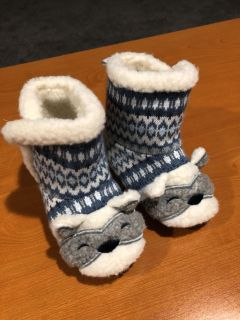12-18m slippers
