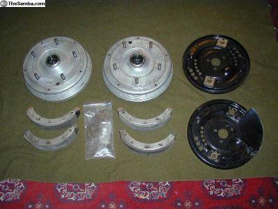 FS: original 60mm 356GT brakes 550 Spyder