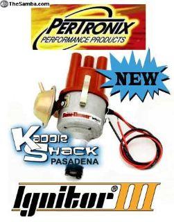 BRAND NEW: Pertronix Ignitor III SVDA Distributor