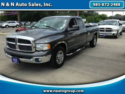 2003 Dodge Ram 2500 Laramie Quad Cab Long Bed 2WD - Hurry In Today