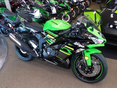 2019 Kawasaki Ninja ZX-6R ABS KRT Edition Supersport Clearwater, FL