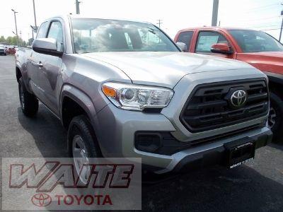 2018 Toyota Tacoma sr (Silver Sky Metallic)