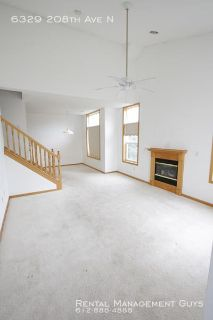 Two Bedroom Townhouse in Forest Lake
