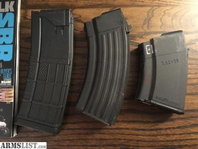 For Sale: AR & AK Mags
