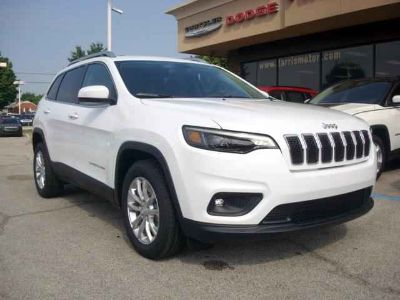 New 2019 Jeep Cherokee FWD