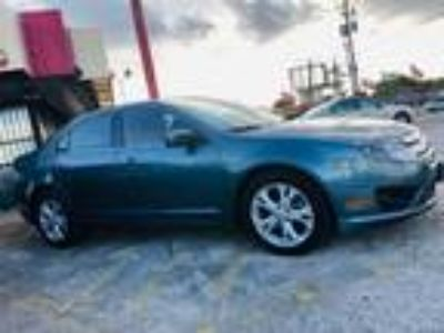 Used 2012 Ford Fusion SE in Houston, TX