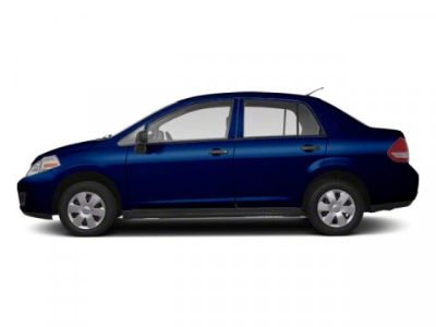2010 Nissan Versa 1.6 (Blue Onyx Metallic)