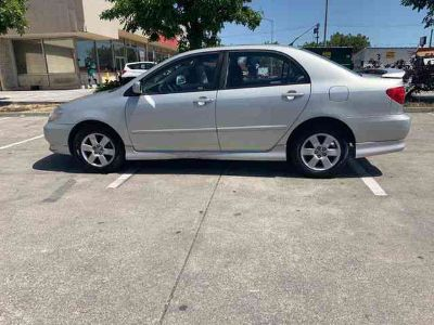 Used 2003 Toyota Corolla for sale