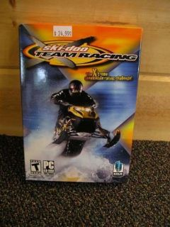 Find Ski-Doo X Team Racing PC Game motorcycle in Sauk Centre, Minnesota, United States, for US $4.99
