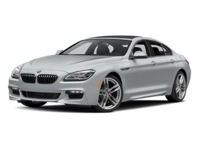 2018 BMW 6-Series 640i xDrive (BLACK)