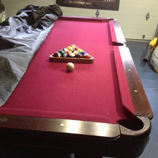 POOL TABLE - made by Sportcraft