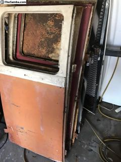 6 Bus Cargo Side Doors