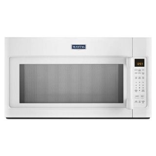 Maytag 2.0 cu. ft. Microwave / Microhood in Black or White *Closeout*