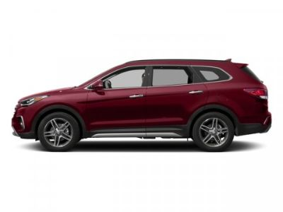 2018 Hyundai Santa Fe Limited (Regal Red Pearl)