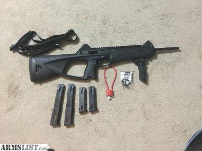 For Sale: Beretta CX-4 carbine 9mm