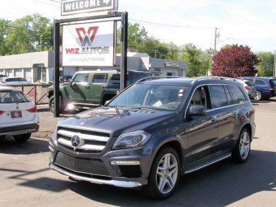 2015 Mercedes-Benz GL-Class 4MATIC 4dr GL 550 (Diamond Silver Metallic)