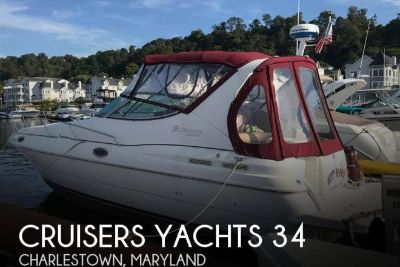 1999 Cruisers Rogue 3075