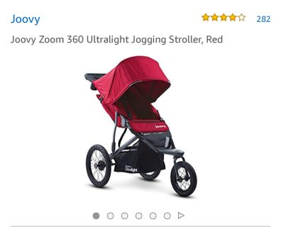 Stroller - for child up to 75lbs