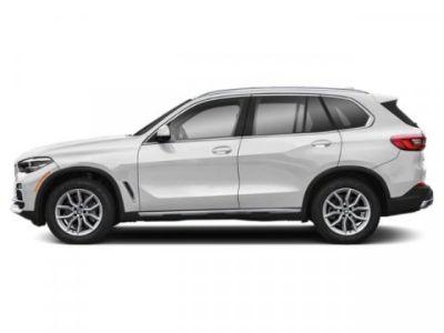2019 BMW X5 xDrive40i (Mineral White Metallic)