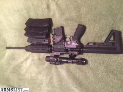 For Trade: DPMS & RUGER