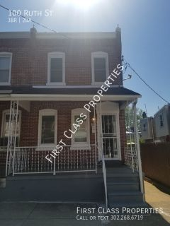 Single-family home Rental - 100 Ruth St