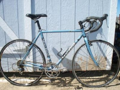 $500 OBO Cyclocross bike, Lemond