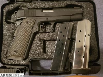 For Sale: Rock Island 1911 10mm