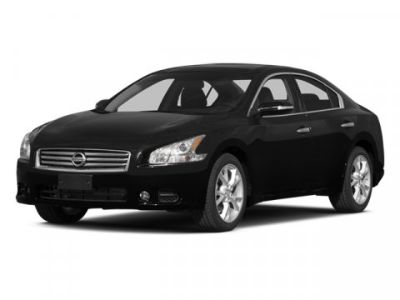 2014 Nissan Maxima 3.5 SV (Crimson Black Metallic)
