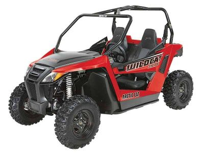 2014 Arctic Cat Wildcat Trail Sport-Utility Utility Vehicles Sandpoint, ID