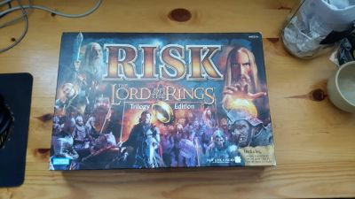Risk Lord of the Rings Special Edition
