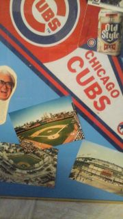 Chicago Cubs Items