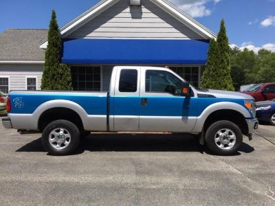2013 Ford RSX Lariat (Blue)