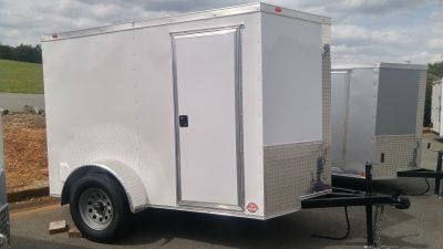 2018 Other 5x8 Enclosed Trailer