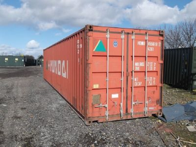 Shipping Containers starting at $2,750