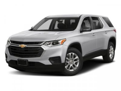 2018 Chevrolet Traverse LS (Summit White)