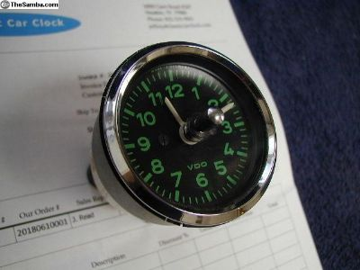 FS: 356B / C clock fresh overhaul