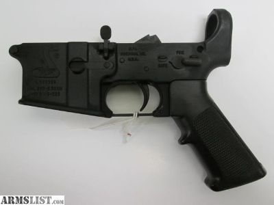 For Sale: Used Almost Complete AR Lower 5.56