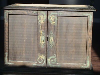 Antique Nitestand/Side Table